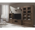 Composición pura madera.-290cm.