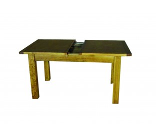 Mesa comedor extensible Rústica 11