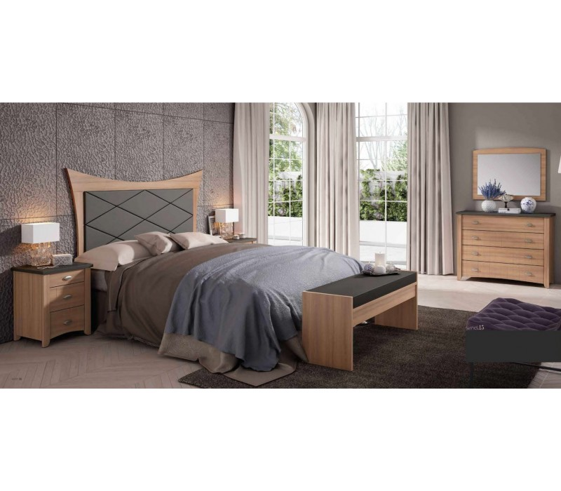 Dormitorio wends12 chollo mueble for Super chollo muebles