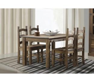 Mesa + sillas(opcionales) Pura Madera.