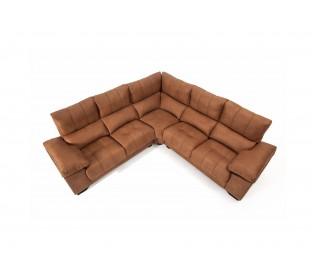 Gran rinconera deslizante reclinable