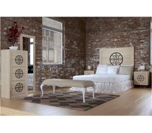 Dormitorio matrimonio Roseta