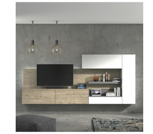 Composición de salón Hanging Furniture.